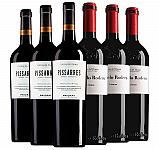 Proefpakket bijzondere wijnen oktober (6 flessen)