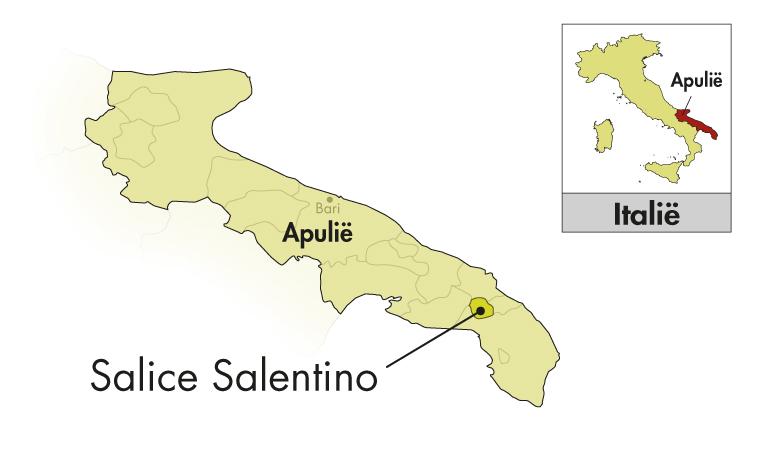 Cantine Due Palme Salice Salentino Riserva Selvarossa
