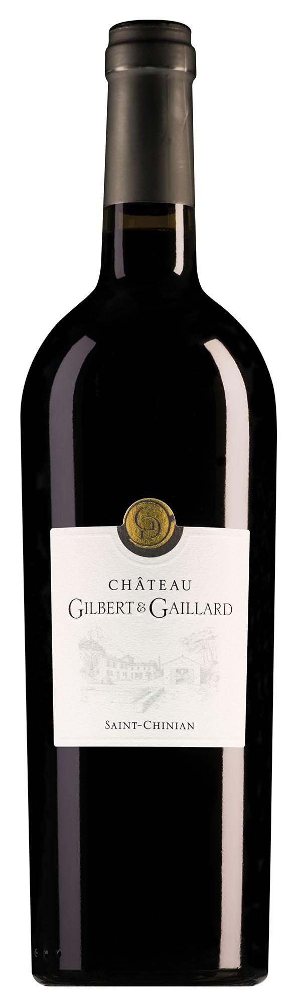 Château Gilbert et Gaillard Saint-Chinian