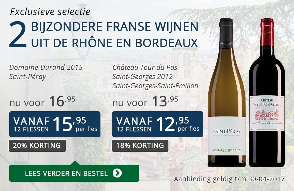 Exclusieve wijnen april 2017 - blauw