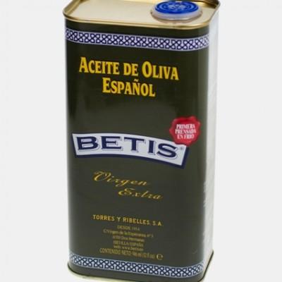 Betis bakolie in blik 946 ml (geel of groen)