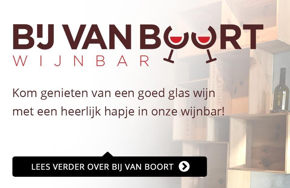 Bij van Boort Wijnbar