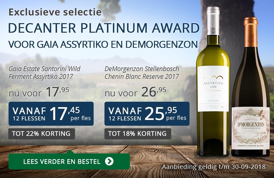 Exclusieve wijnen september 2018 - blauw