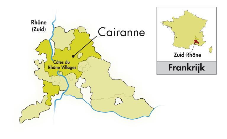 Domaine Alary Cairanne Jean de Verde