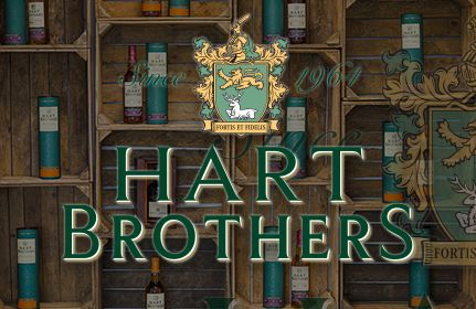 Whiskyproeverij Hart Brothers & Claxtons