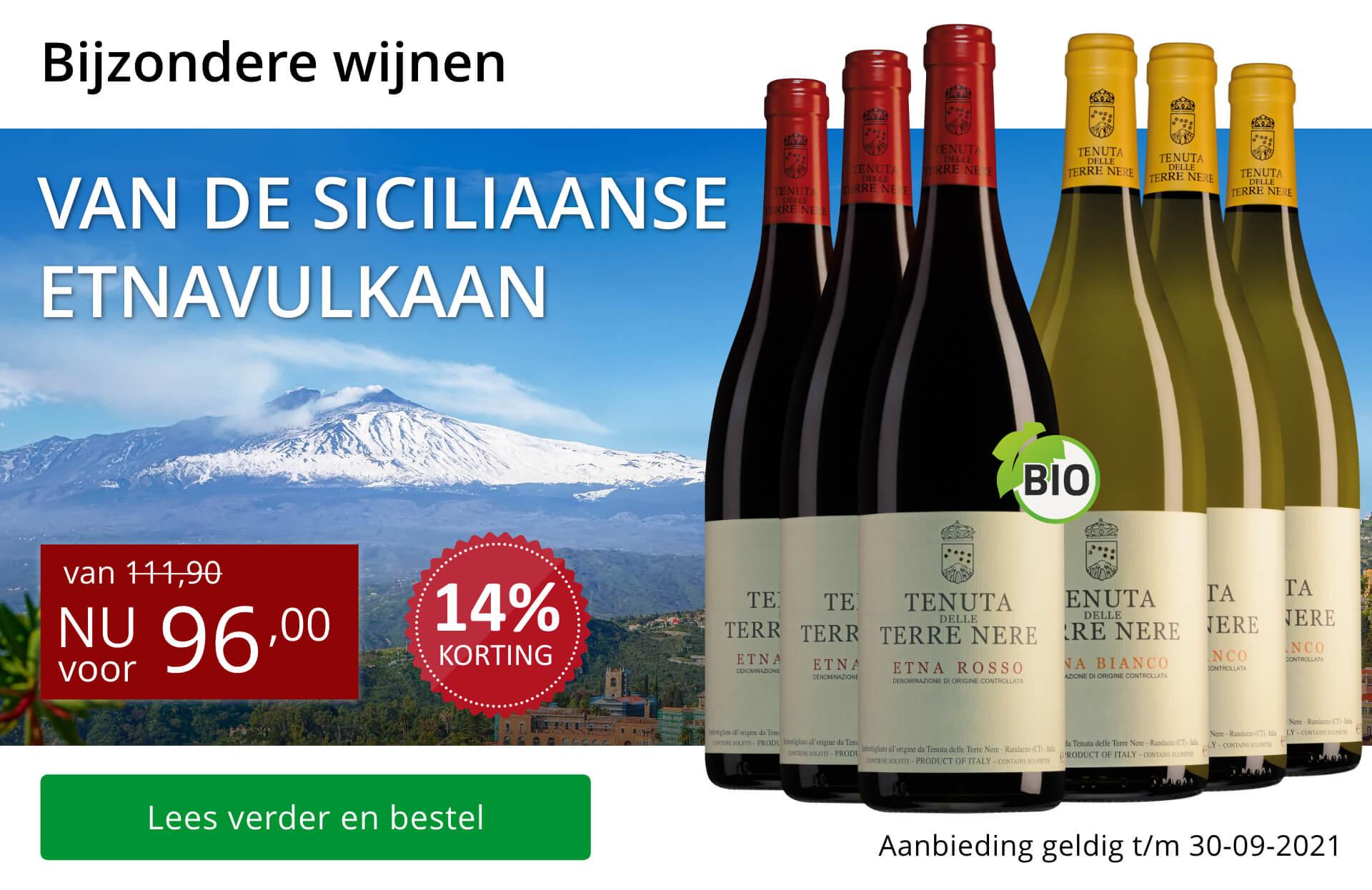 Wijnpakket bijzondere wijnen september 2021-rood