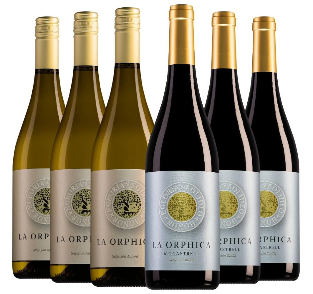 Wijnpakket Bodegas Trenza (2x3 flessen)